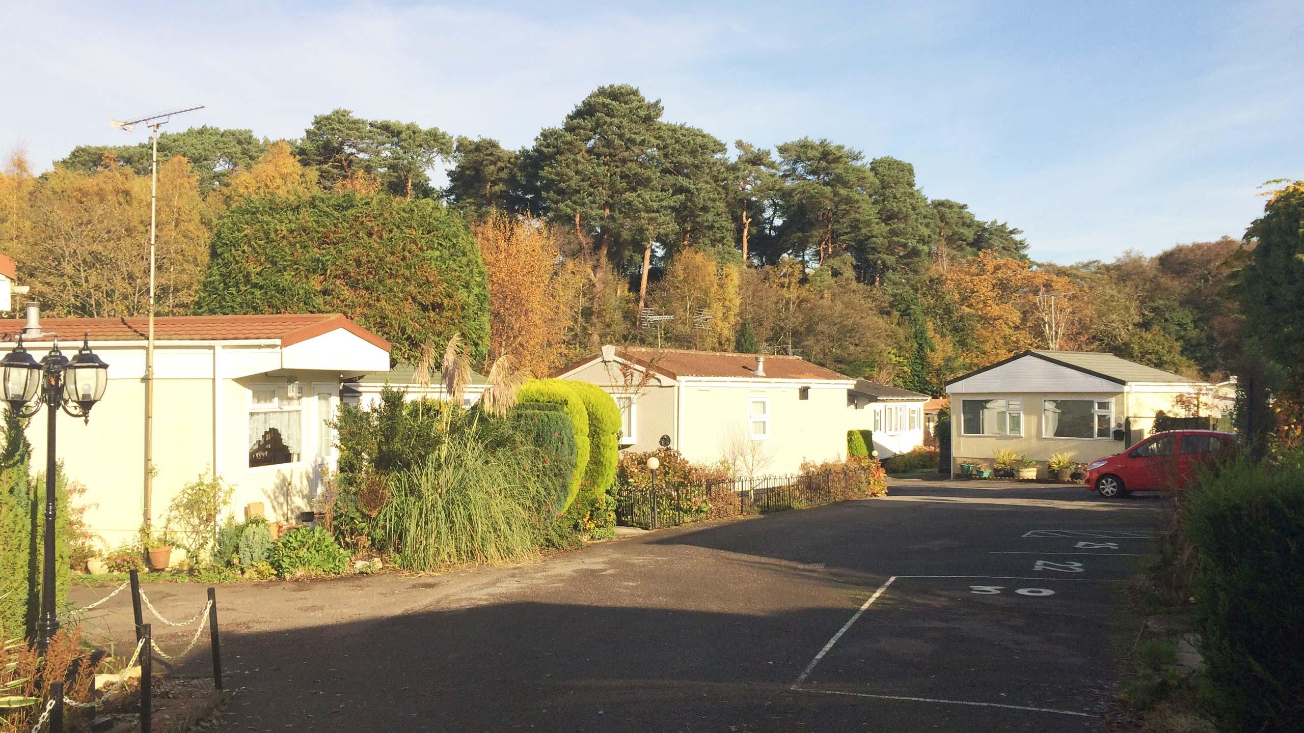 Thatched Cottage Park